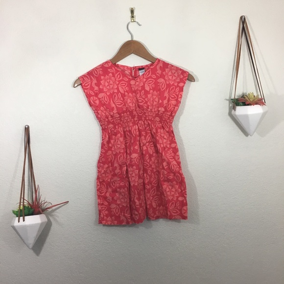 Tea Collection Other - Tea Collection red floral dress